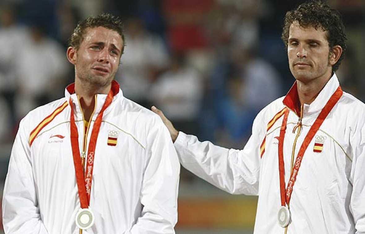 España conquista 18 medallas en Pekín08