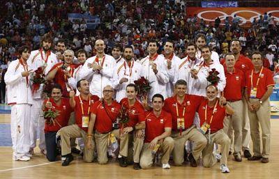 España recibe una plata con 'sabor' a oro blanco
