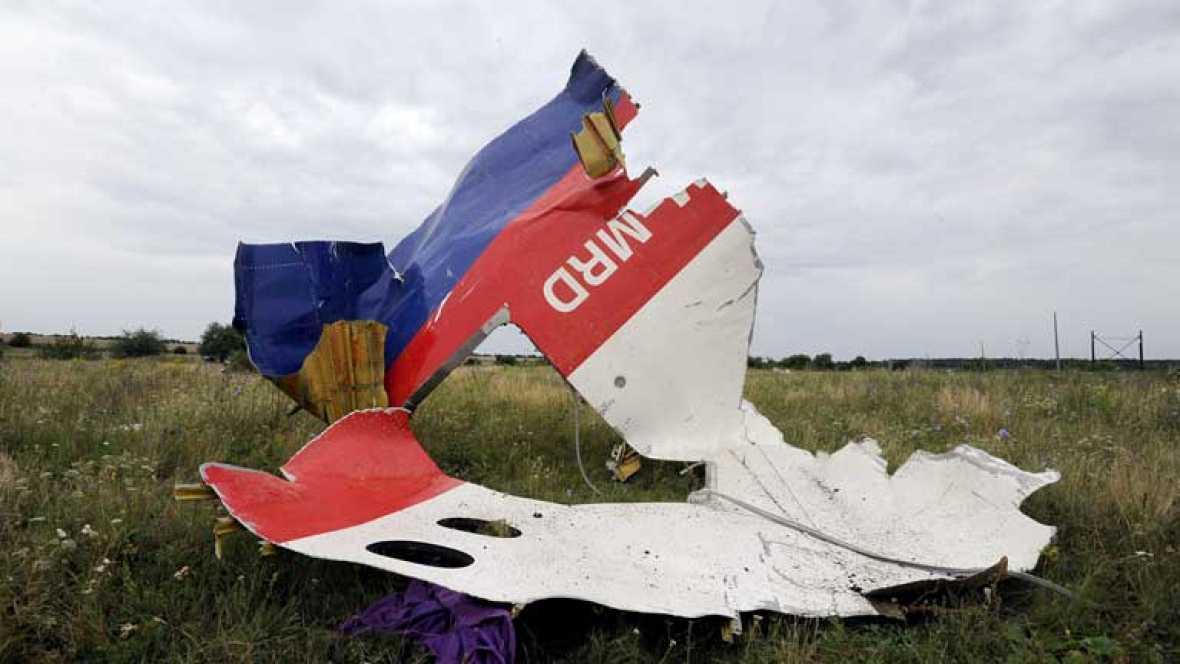Kiev y Moscú se acusan mutuamente del derribo del MH17