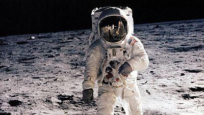 Se cumplen 45 años de la llegada del hombre a la Luna