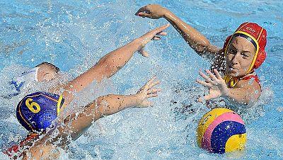 España, directa a semifinales tras vencer a Italia en los Europeos de Waterpolo