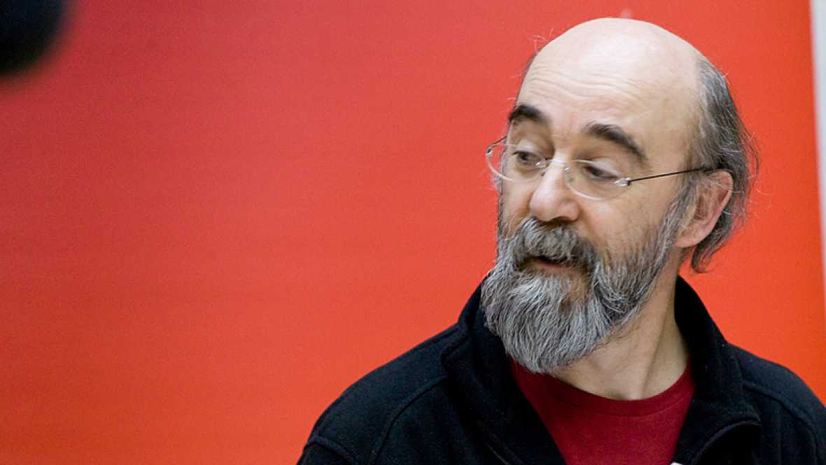 Muere en un accidente de tráfico en La Rioja el actor vasco Álex Ángulo