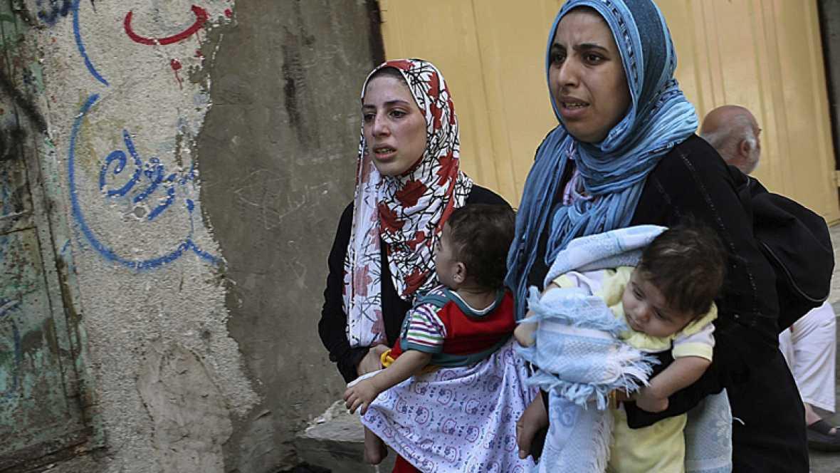 """La ONU advierte que los ataques israelíes a civiles en Gaza podrían constituir """"crímenes de guerra"""""""