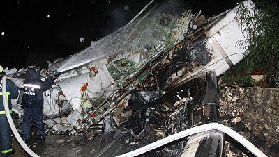 47 muertos y 11 heridos tras el aterrizaje de emergencia de un avión en Taiwán