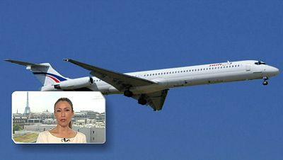El Gobierno francés trata de confirmar cuántos franceses volaban a bordo del avión de Swiftair desaparecido