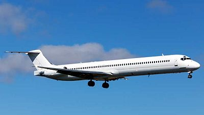 Encontrados los restos del avión siniestrado