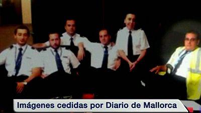 Seis españoles viajaba en el avión de Swiftair