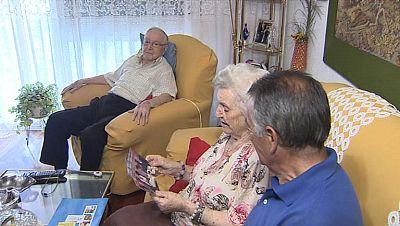 Entretener a los mayores cuando los voluntarios se van de vacaciones
