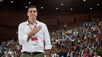 Pedro Sánchez define al PSOE como el partido del cambio