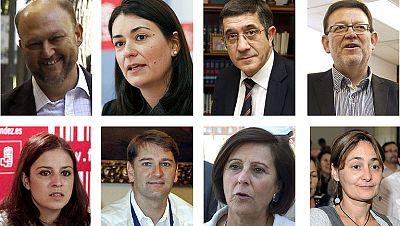 Pedro Sánchez configura una ejecutiva socialista sin Madina ni Pérez Tapias