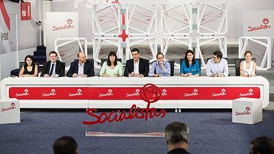 """Varios miembros de la nueva Ejecutiva del PSOE se inclinan a celebrar las primarias """"cuando convenga"""""""