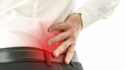 Saber Vivir - Problemas de espalda