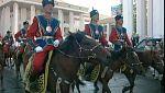 Otros pueblos - Los caballos de Gengis Khan
