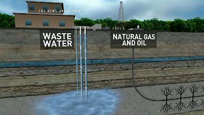 Un estudio culpa a la práctica del fracking de causar terremotos en EE.UU.