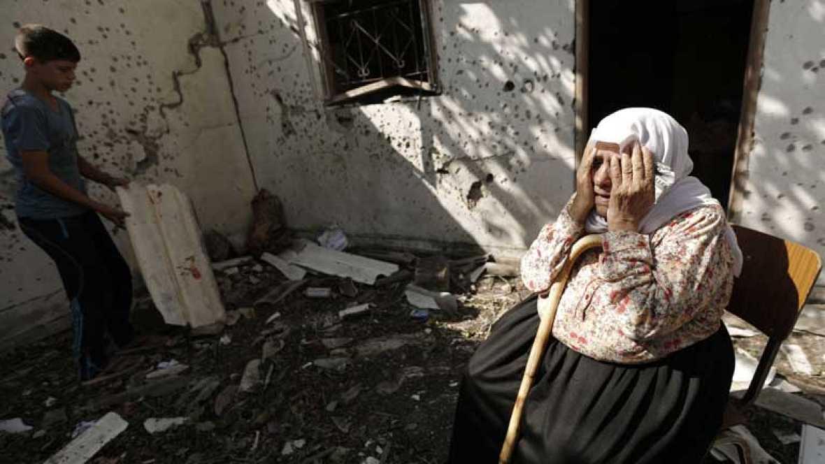 Continúan los ataques en el sur de la Franja, donde mueren 30 palestinos