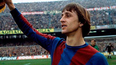Arxiu TVE Catalunya - Història del Futbol Club Barcelona - Els oriunds i Cruyff - Capítol 10