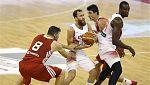 La selección española de baloncesto gana a Turquía en Estambul (63-70)