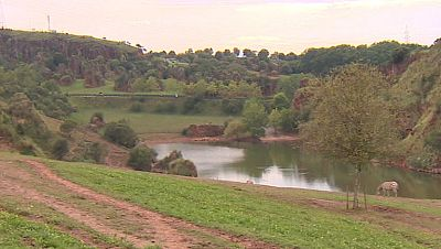 Record de visitantes en El Parque de la Naturaleza de Cabárceno, en Cantabria