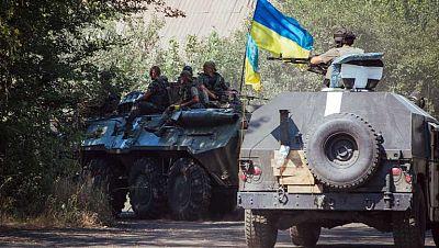 Principio de acuerdo entre Rusia y Ucrania para permitir el paso de 300 camiones con ayuda humanitaria