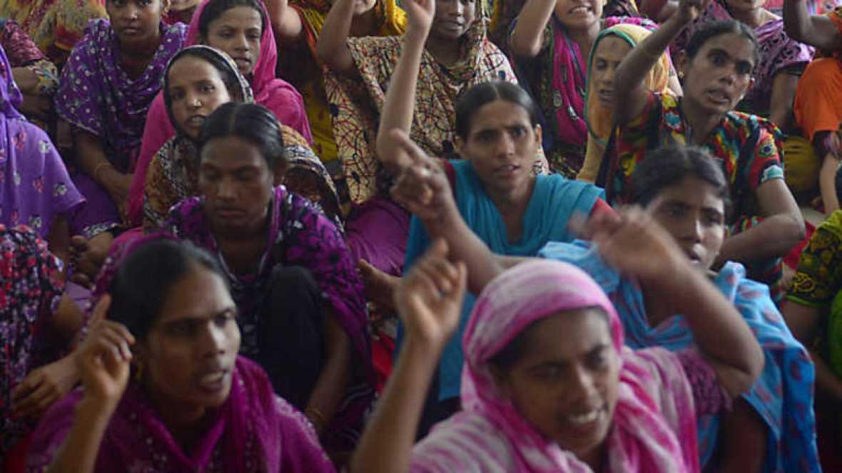 Informe Semanal - Bangladesh, sobrevivir a la catástrofe - ver ahora