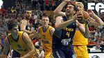 España tumba a Ucrania con dificultad