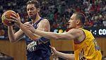 Baloncesto - Preparación Campeonato del Mundo: España - Ucrania