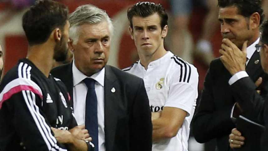 """Ancelotti: """"Prefiero perder esto y haber ganado en Lisboa"""""""