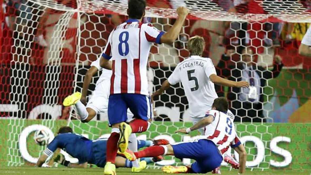 Supercopa de España - Atlético de Madrid - Real Madrid - Ver ahora