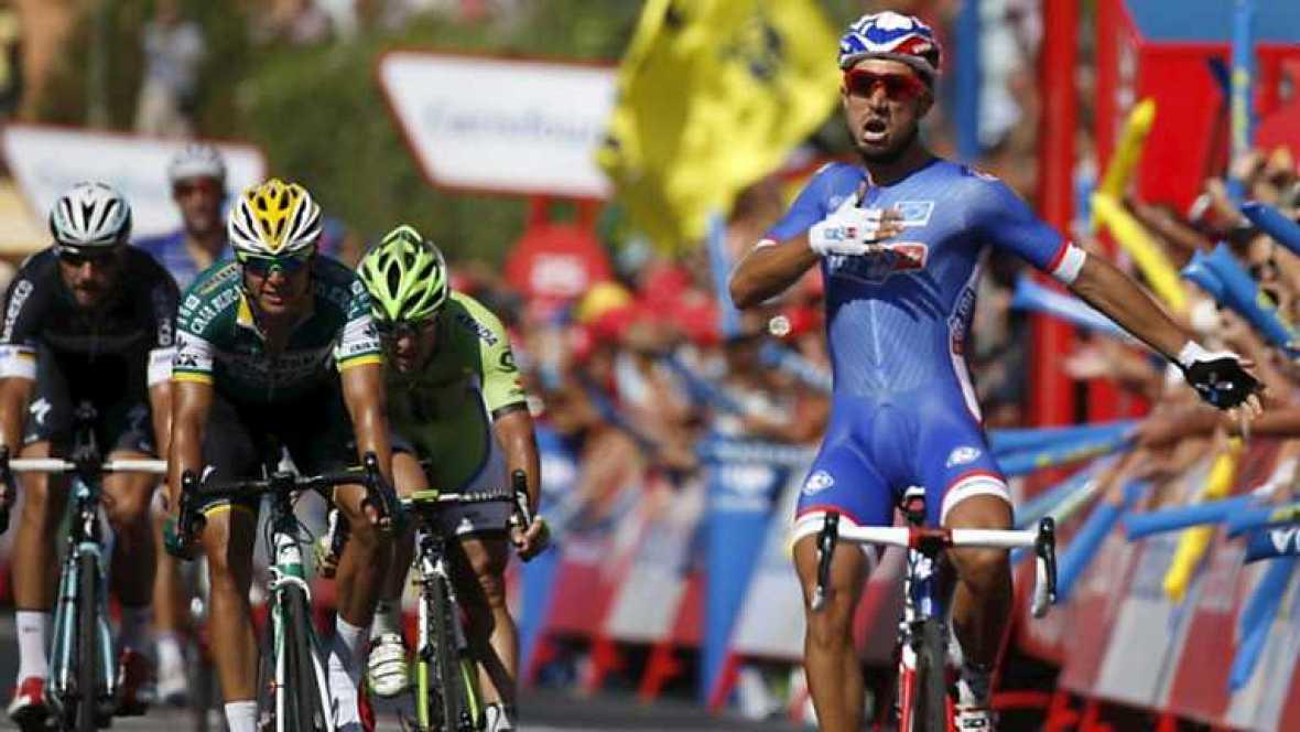 Vuelta Ciclista a España 2014 - 2ª etapa: Algeciras - San Fernando - ver ahora
