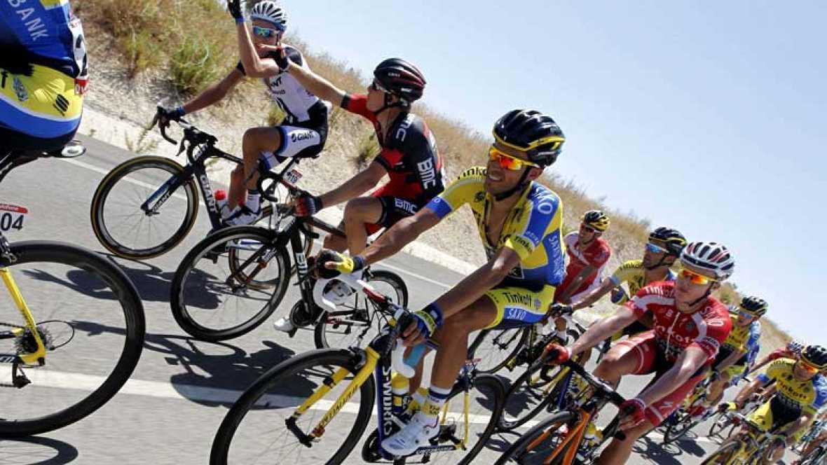 Vuelta Ciclista a España 2014 - 3ª etapa: Cádiz - Arcos de la Frontera - ver ahora