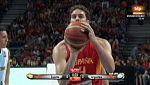 Baloncesto - Preparación Campeonato del Mundo: España - Argentina