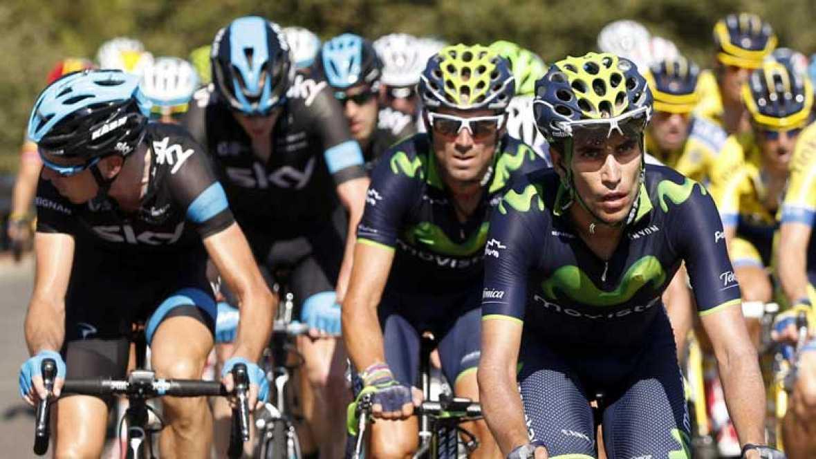 Vuelta Ciclista a España 2014 - 4ª etapa: Mairena del Alcor - Córdoba - ver ahora