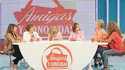 Los políticos a debate en 'Amigas y Conocidas'