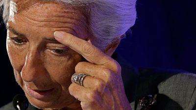 """Christine Lagarde, imputada en el caso Tapie por """"negligencia"""" cuando era ministra de Economía"""