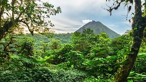 Costa Rica, fuego fértil