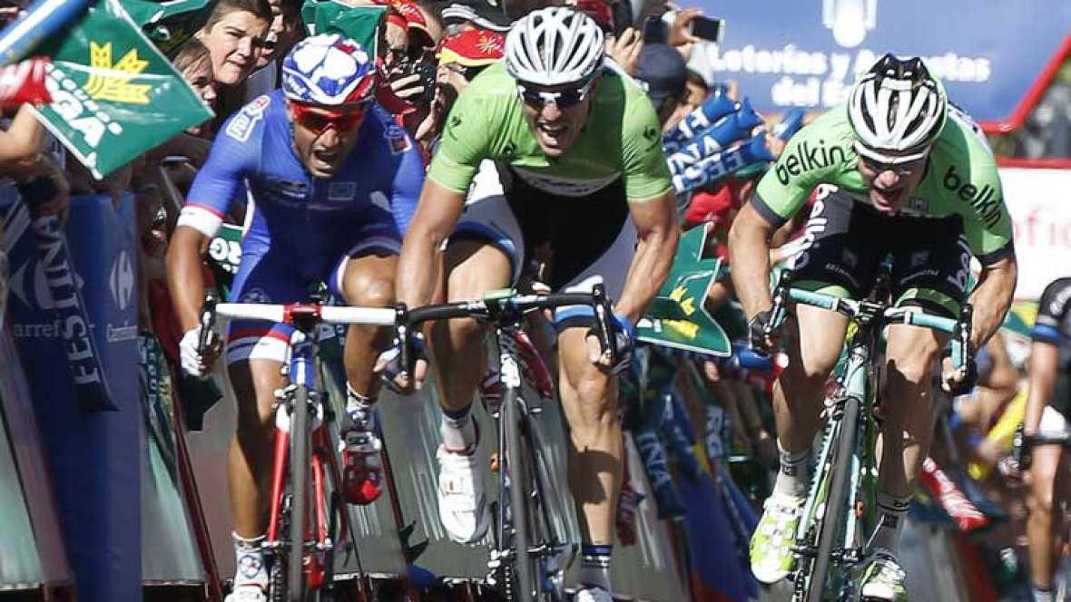Vuelta Ciclista a España 2014 - 5ª etapa: Priego de Córdoba - Ronda - ver ahora