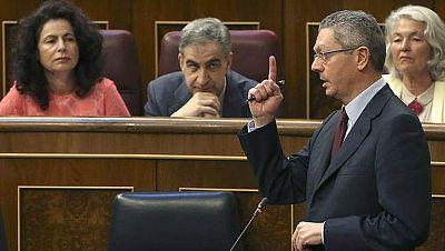 El Ministerio de Justicia se plantea una reducción drástica del número de aforados en España