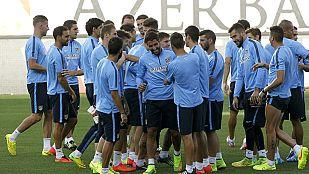 El Atlético busca su primera victoria ante el Eibar