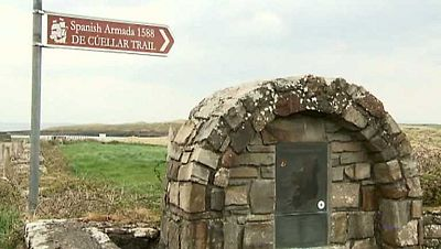 Informe Semanal - Náufragos en Irlanda - ver ahora