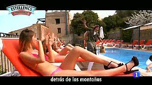 """El Pueblo Más Divertido - Estellencs y su """"It's raining men"""""""