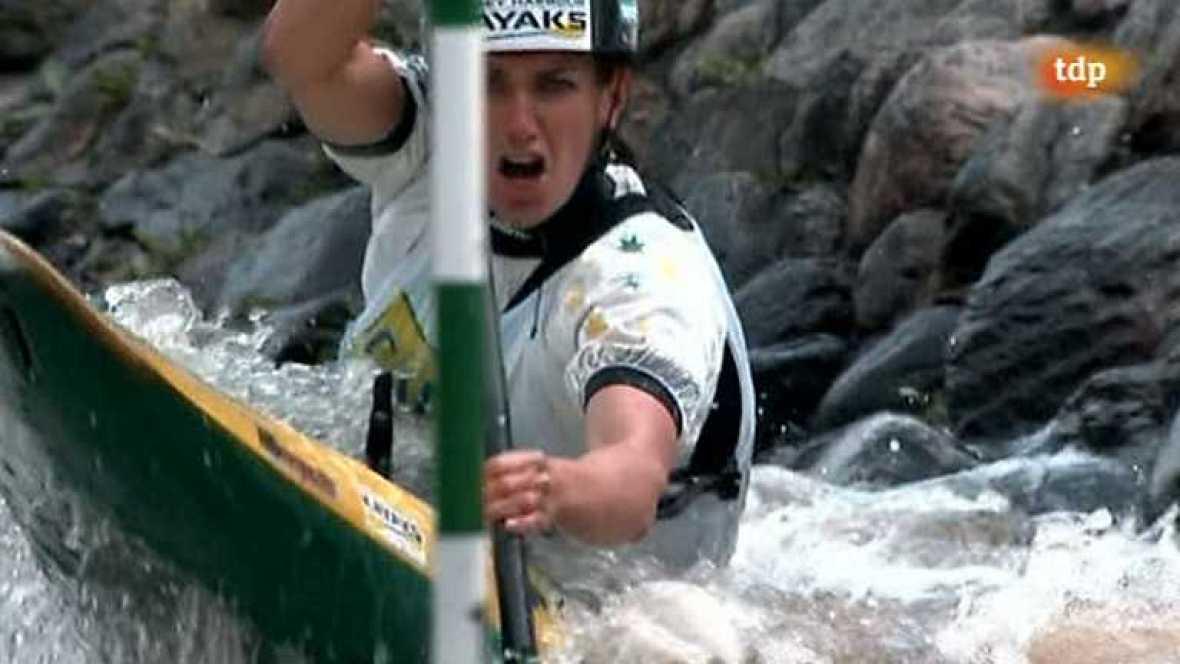 Objetiivo Río - Programa 47 - Piragüismo aguas bravas - Ver ahora