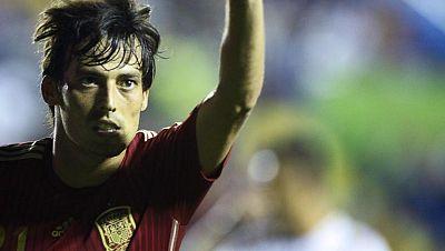 """Silva: """"El equipo ha hecho un buen partido"""""""