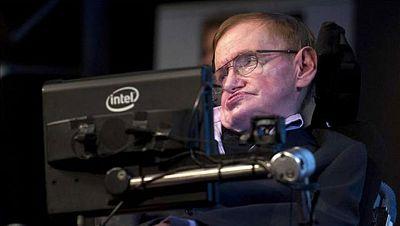 Televisión Española habla con Stephen Hawking antes de su viaje a Canarias