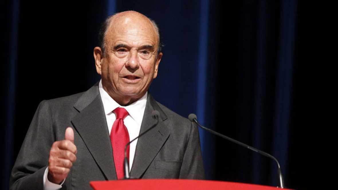 Emilio Botín, un banquero por tradición que llevó al Santander a la élite bancaria mundial