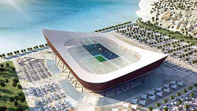 """La Asociación Europea de Clubes de futbol, que agrupa a los principales clubes del continente, es contraria a que el Mundial de Catar 2022 se celebre en invierno en lugar de en verano.""""Debe haber muy buenas razones para tener que mover el calendario"""