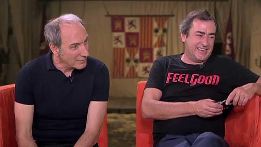 Tanto Monta - Programa 2: Eusebio Poncela y Jorge Bosch