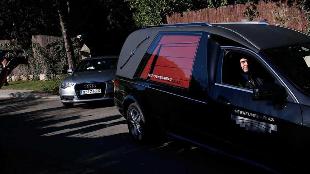 Los restos mortales de Emilio Botín han sido trasladados a Santander