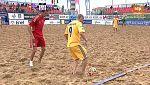 Fútbol playa - Clasificación Campeonato del Mundo zona europea. 2ª Fase. España - Ucrania