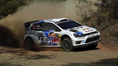 Automovilismo - WRC Campeonato del Mundo 'Rally Australia'. Resumen 1ª jornada - ver ahora