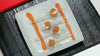 Cocina con Sergio - Pollo crunch a la crema - Ver ahora